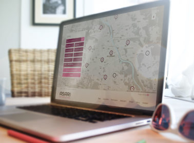 szablon strony internetowej dla biura nieruchomości